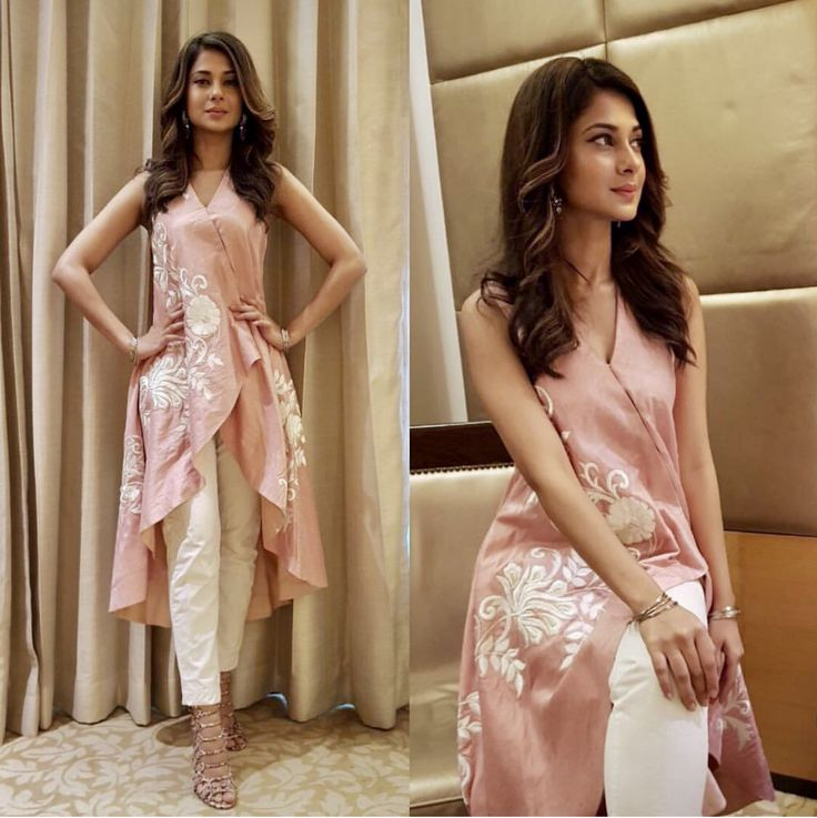 Jennifer Winget | Designer dresses indian, Kurti designs ...