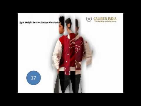 men's varsity style jackets manufacturers and exporters