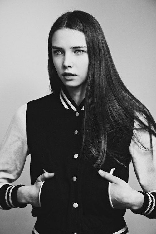 Pretty in love with this Baseball/Varsity jacket from American Giant