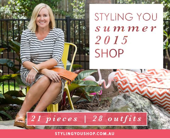 Summer 2015 Styling You Shop