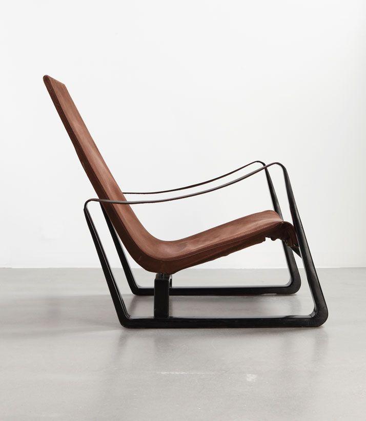 Cite Armchair by Jean Prouve