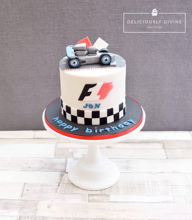 17 Best Images About FORMULA 1 Cake On Pinterest