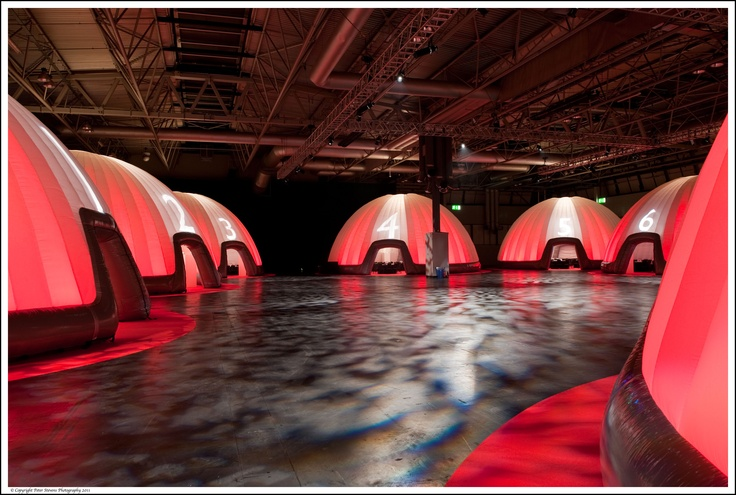 #10m DOME #INDOOR #EXHIBITION http://www.brandinteractivation.com/