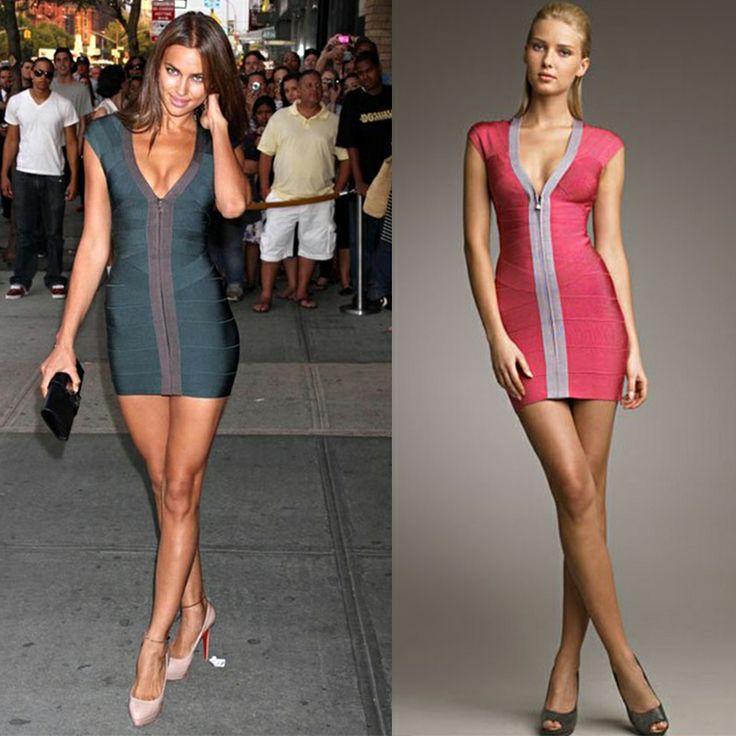 Эрве Леже фабрики сразу тост вечернее платье сексуальный короткий параграф тонкий BCBG платье повязки - Taobao
