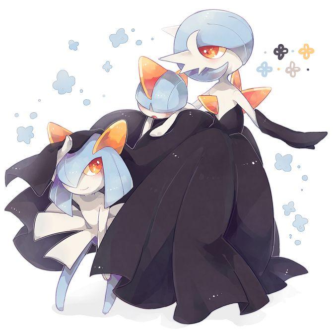One day, I will find you, Shiny Ralts! http://www.zerochan.net/1765570