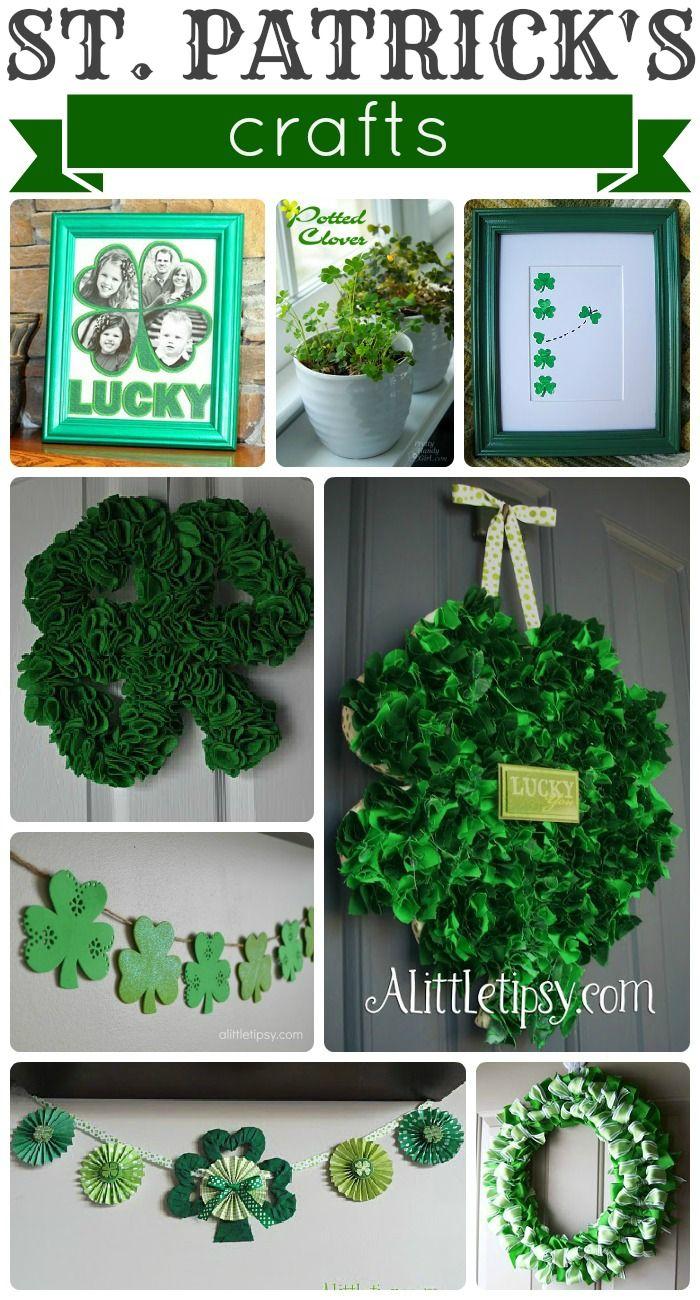 90 St Patricks Day Ideas. #stpatricksday