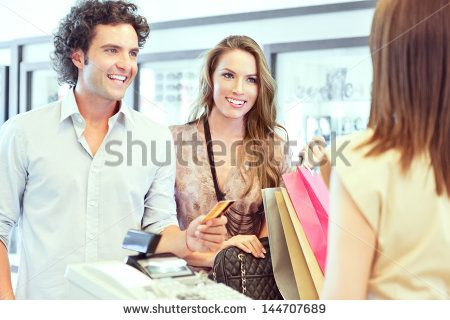 Handing Credit Card Stock Photography | Shutterstock