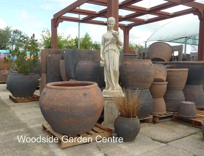 Extra Large Garden Pots 13 best extra large old stone garden pots images on pinterest extra large old stone cannibal olive tree pot woodside garden centre pots to inspire workwithnaturefo