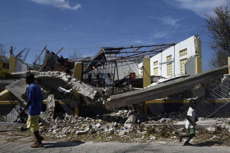 ''Matthew'' es ya un ciclón post tropical después de dejar 900 muertos en Haití y 16 en USA - http://www.meteorologiaenred.com/matthew-es-ya-un-ciclon-postropical-despues-de-dejar-900-muertos-en-haiti-y-16-en-usa.html