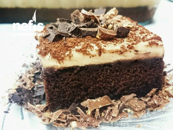 COFFE CAKE(KAHVE KREMALI KEK)