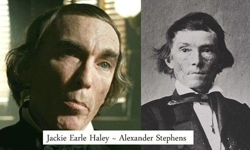 Jackie Earle Haley ~ Alexander Stevens