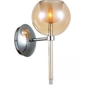 BELLISSIMA new design  Szklane klosze, kolor: szampańsko/dymny   Restauracja Hotel Pokój dzienny wystawny salon elegancja