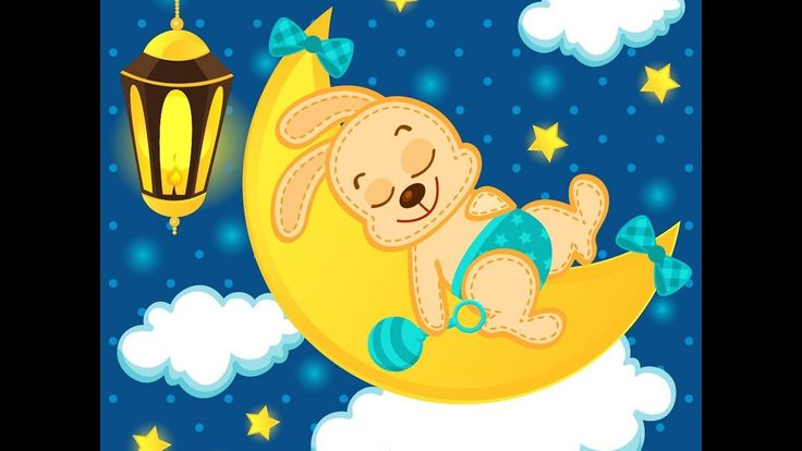 Lullaby, Go to Sleep, Sleep Music for Baby, Cute Animals, Baby Bedtime, ...