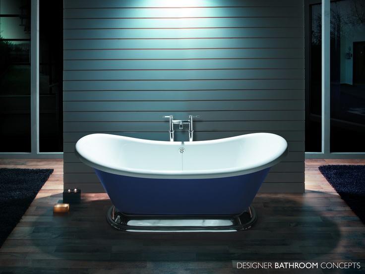 Best 16 Designer Baths ideas on Pinterest | Freestanding bath ...