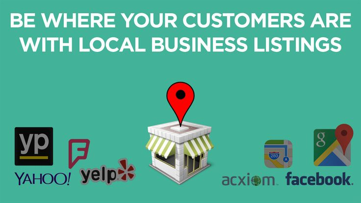 For those who want to go ahead and create their local business listings manually. An exhaustive list with contact information and links. (Reengageconsulting, January 2015)