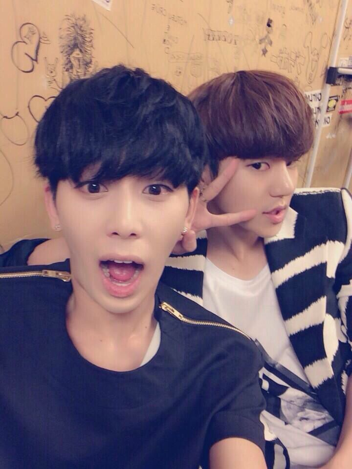 MYNAME Chaejin + Insoo