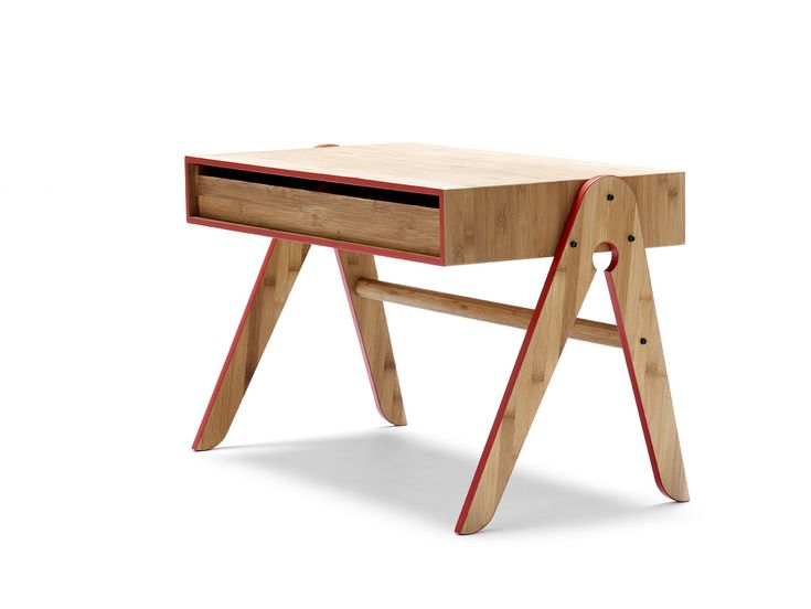 we do wood- denmark furniture design studio- Geo's Table (for the little ones)
