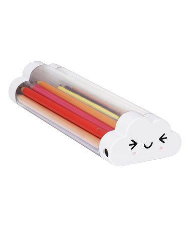 Oh K! Pencil Holder Set