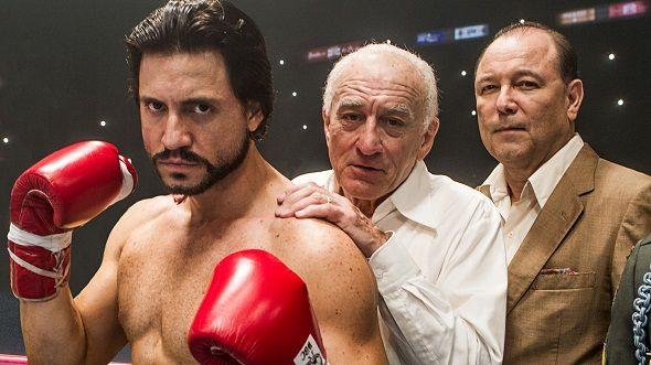 'Hands of stone' es la vuelta al boxeo de Robert de Niro