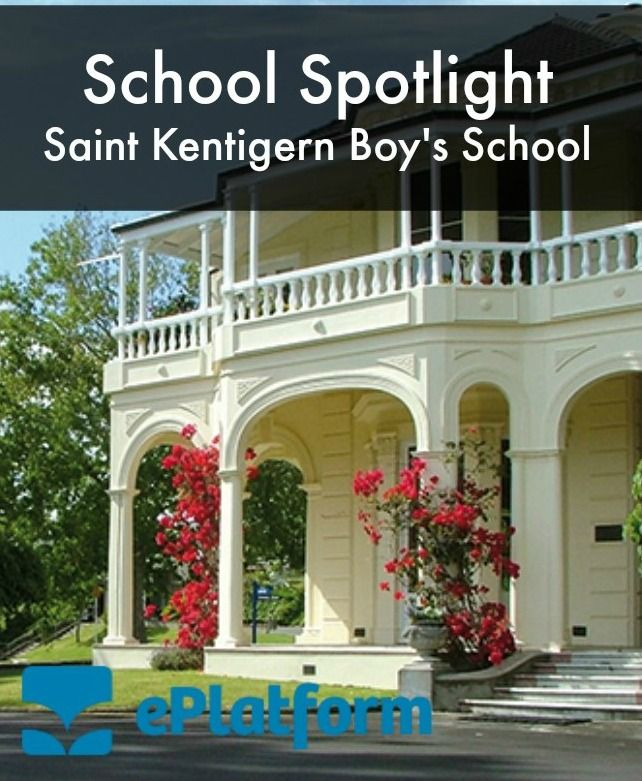 School libraries all over the world use the ePlatform online digital lending library system. This week, we spotlight Saint Kentigern school in Auckland, New Zealand