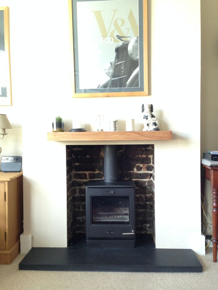 Recently installed Yeoman CL5 Stove