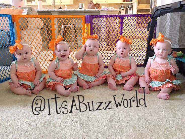 As A Mom Of Quintuplets You Can Image The Amount Of