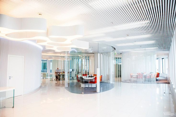 """Xenon capital partners» in BC «White Square» in Moscow- Product """"Venere"""" by MartiniLight"""