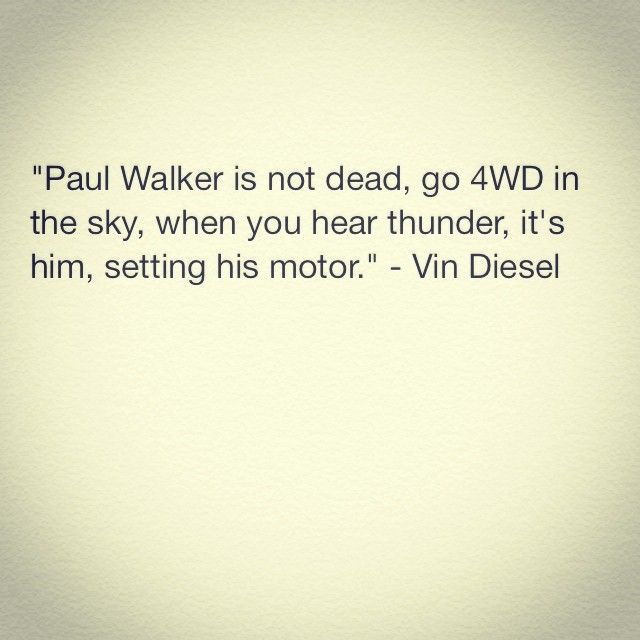 PAUL WALKER @paulwwalkermemorial Instagram photos | Webstagram