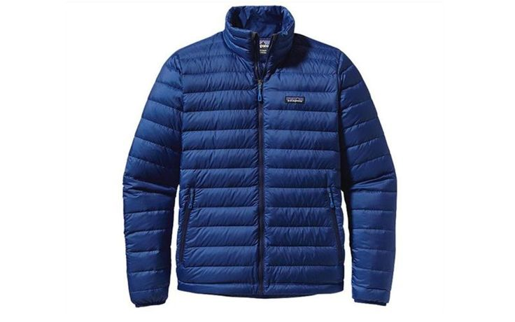 The Best Winter Coats For Men: Patagonia Sweater Jacket
