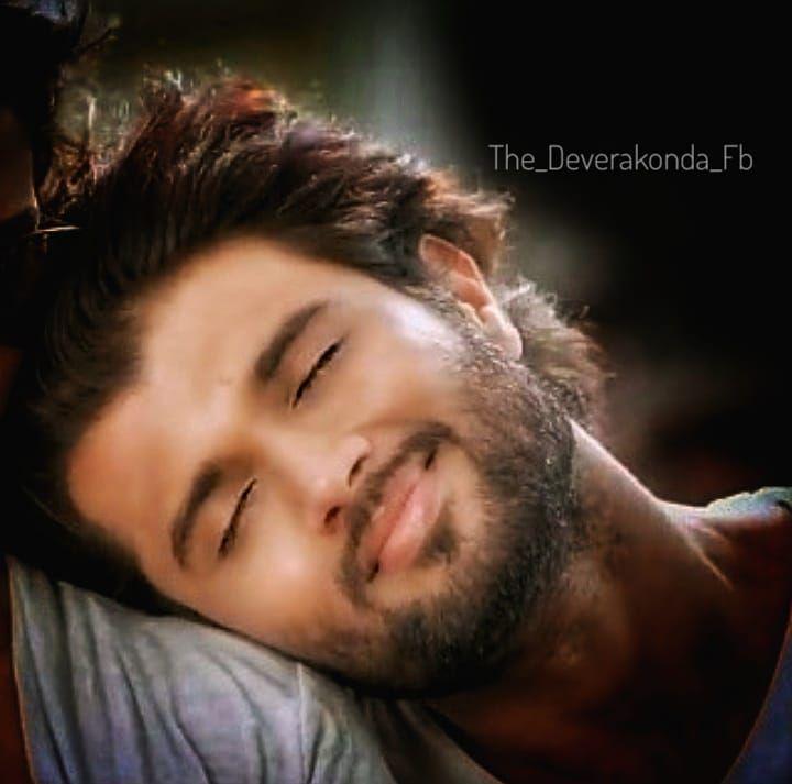 Isn't he the most cutest one!????… #vijaydeverakonda #vijaydeverakondafc…