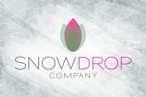Snow Drop Logo - Logos - 1