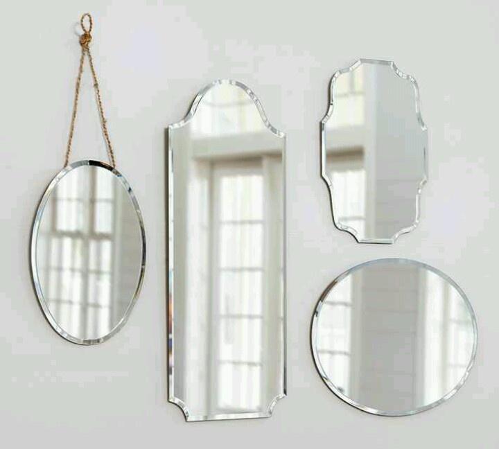 Create A Mirror Wall..