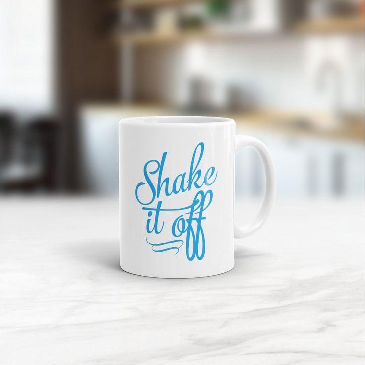 Shake It Off Mug