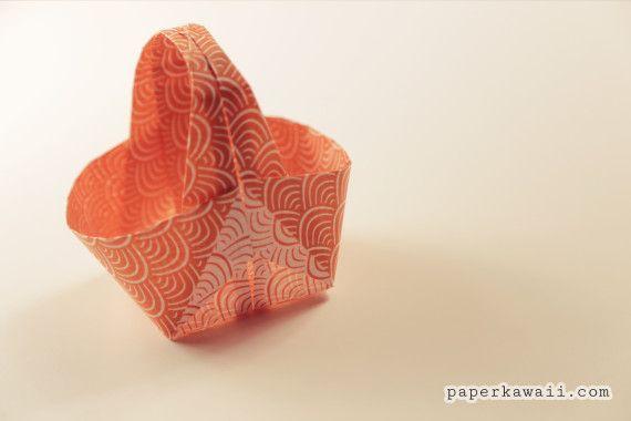 origami-easter-basket-02 Origami Easter Basket Tutorial