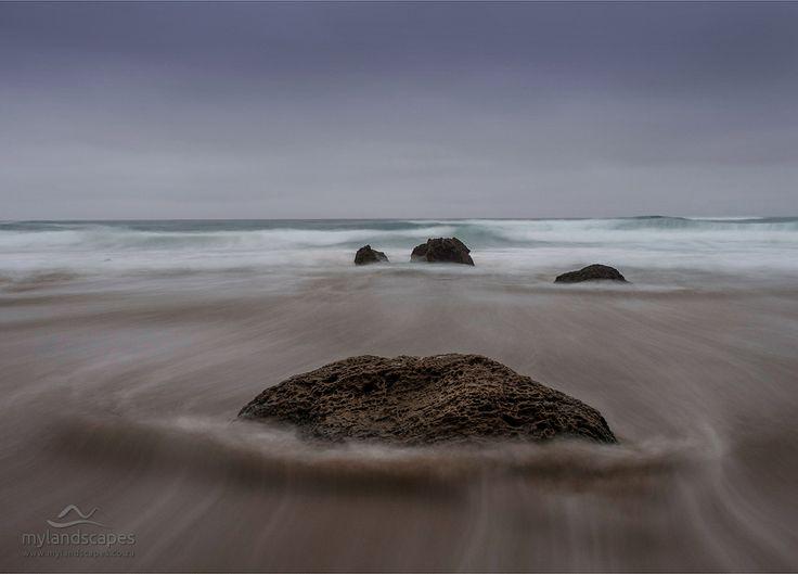 push. goukamma beach, outside sedgefield, garden route, south africa
