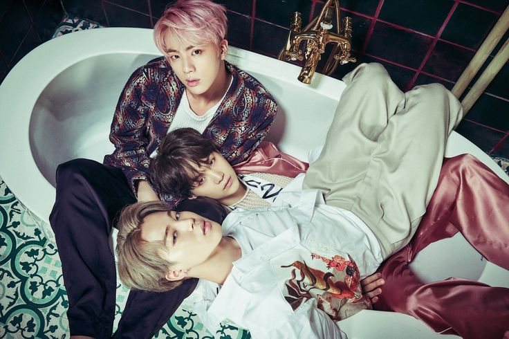 BTS Unveils Concept Photos For Jin And Group (And They Were Worth The Wait) | Soompi