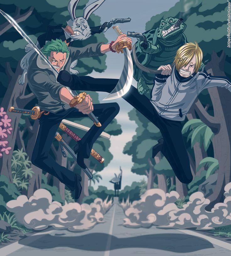 One Piece 815 - Page 3 - Manga Stream
