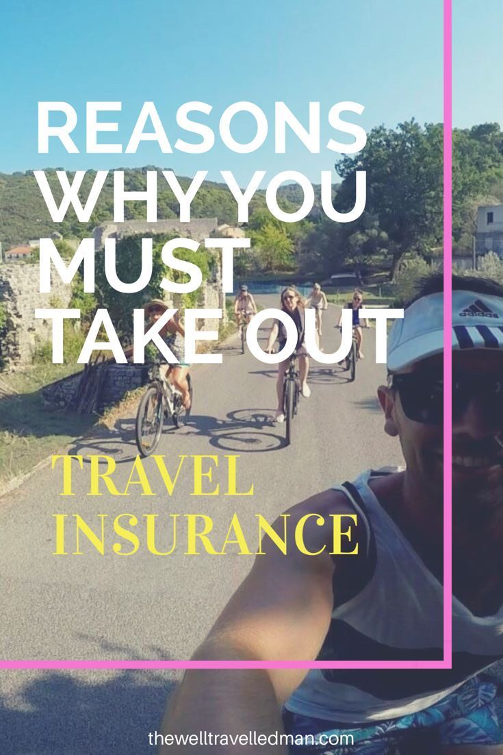 Why you must take out travel insurance before your holiday and our experience!!
