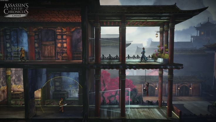 Assassins Creed Chronicles China Game Preview