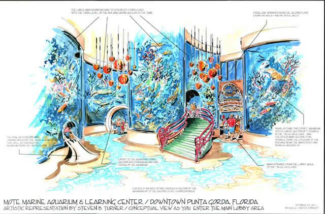 Mote Marine aquarium planned for downtown Punta Gorda - NBC-2.com WBBH News for Fort Myers, Cape Coral & Naples, Florida