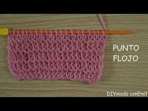 Hola a todos, este es un canal donde encontraran vídeo tutoriales de diferentes tipos de labores realizadas en la técnica de dos agujas, punto, crochet, punt...