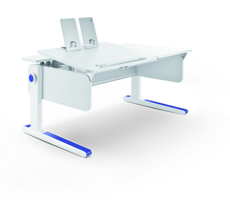 The Champion by Moll. Left up tilting desk-top.