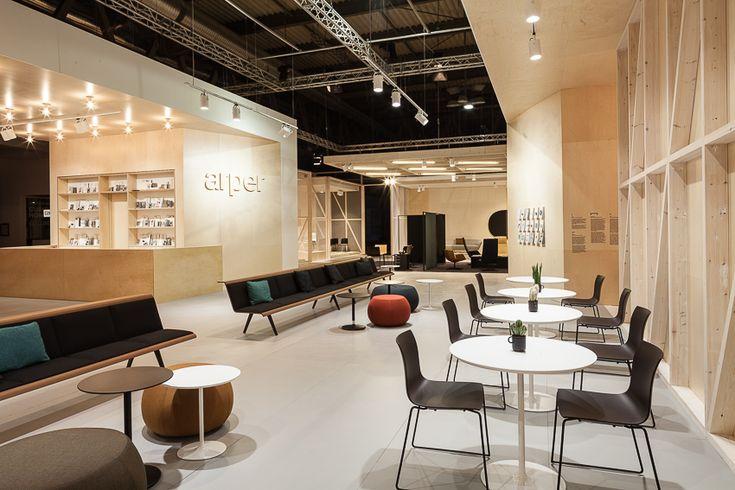 Arper salone del mobile milano 2015 milan design week for Milano salone 2015