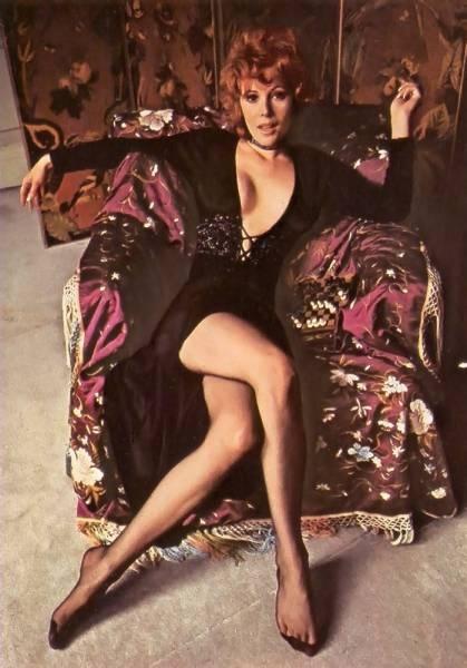 Tiffany Case - Jill St. John - James Bond 007 -Diamonds Are Forever 1971......