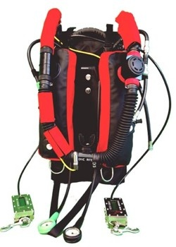 Dive Rite's Rebreather O2ptima.       The way to dive!!!  can be yours for  $8,500.  Worth saving up for! :)