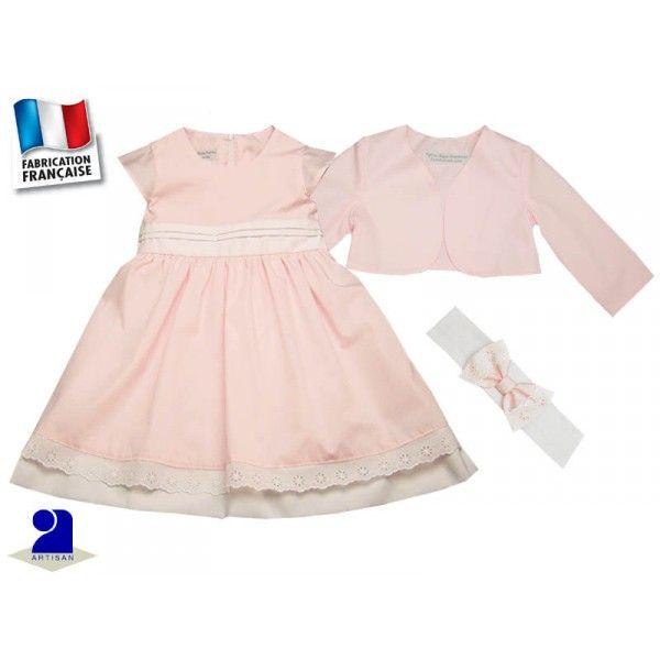 41 best tenue de bapteme enfant images on pinterest baptism outfit broderie anglaise and bustiers - Tenue pour un bapteme ...