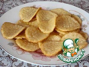 """Рецепт: Печенье """"Ванильные лепестки"""""""