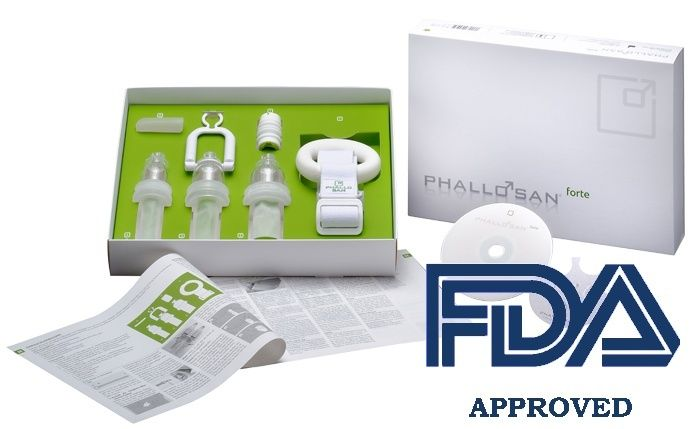 The Phallosan Forte is an FDA approved penis extender that eliminates many of the drawbacks associated with conventional devices. It can be worn discreetly under clothing and also while sleeping which makes it easier to log in the required usage time. It's superior degree of comfort also allows it to be worn for extended periods without pause or readjustments. http://www.vbsoporte.com/phallosan-forte-review