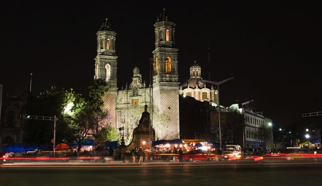 (Templo de San Hipólito) La colonia Guerrero, promesa inmobiliaria
