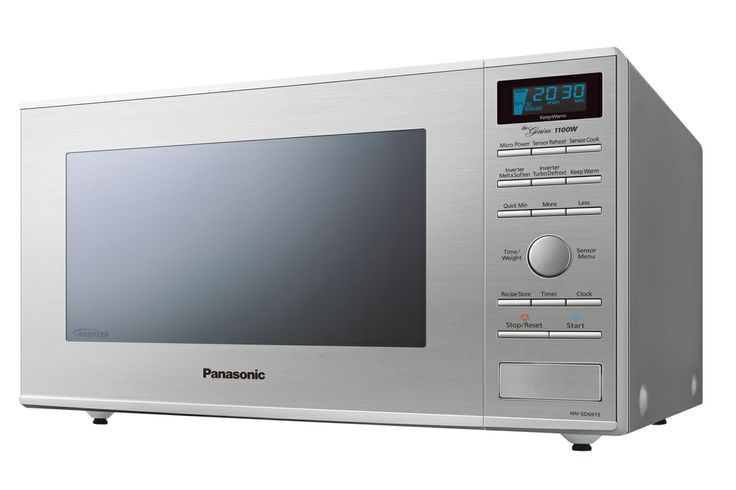Panasonic Genius Microwave Oven from Harvey Norman NewZealand